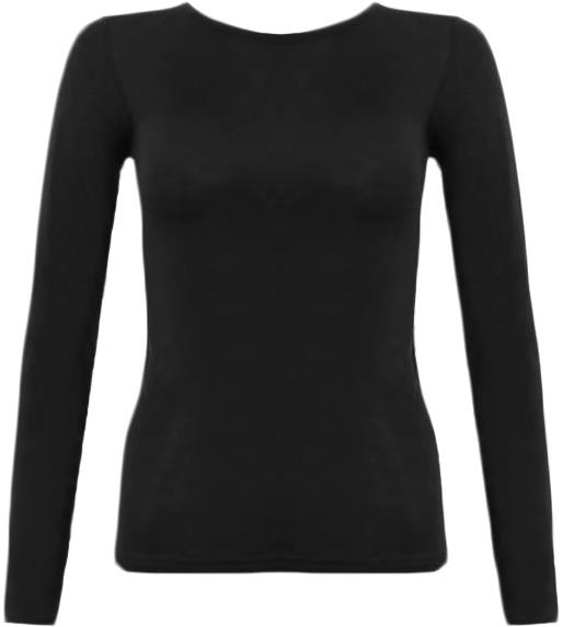 Pics For Black Long Sleeve Shirt Template