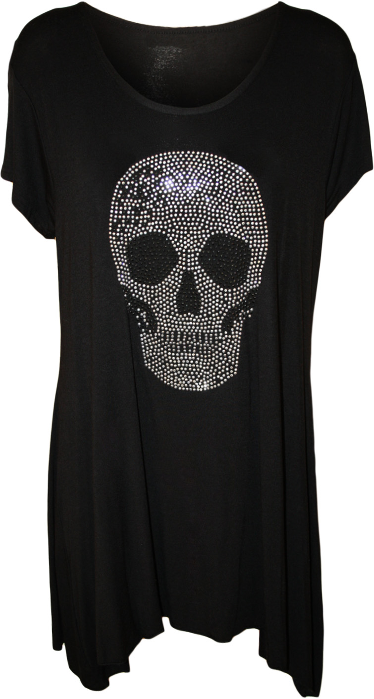Men, women, babies, children, and even pets wear the skull fashion. It is an emblem for Skull jewelry, clothing, accessories and unique skull bags. The sight of skulls in fashion is so commonplace that consumers have become conditioned to it, numb to its original meaning of death.