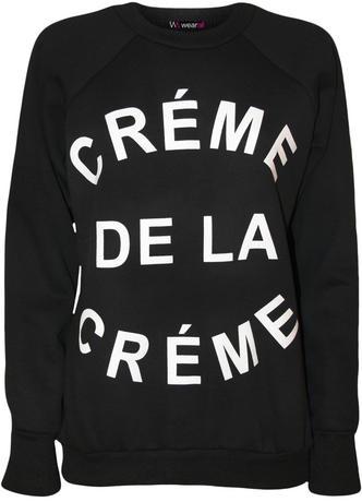 Cara 'Creme de la Creme' Sweatshirt Preview