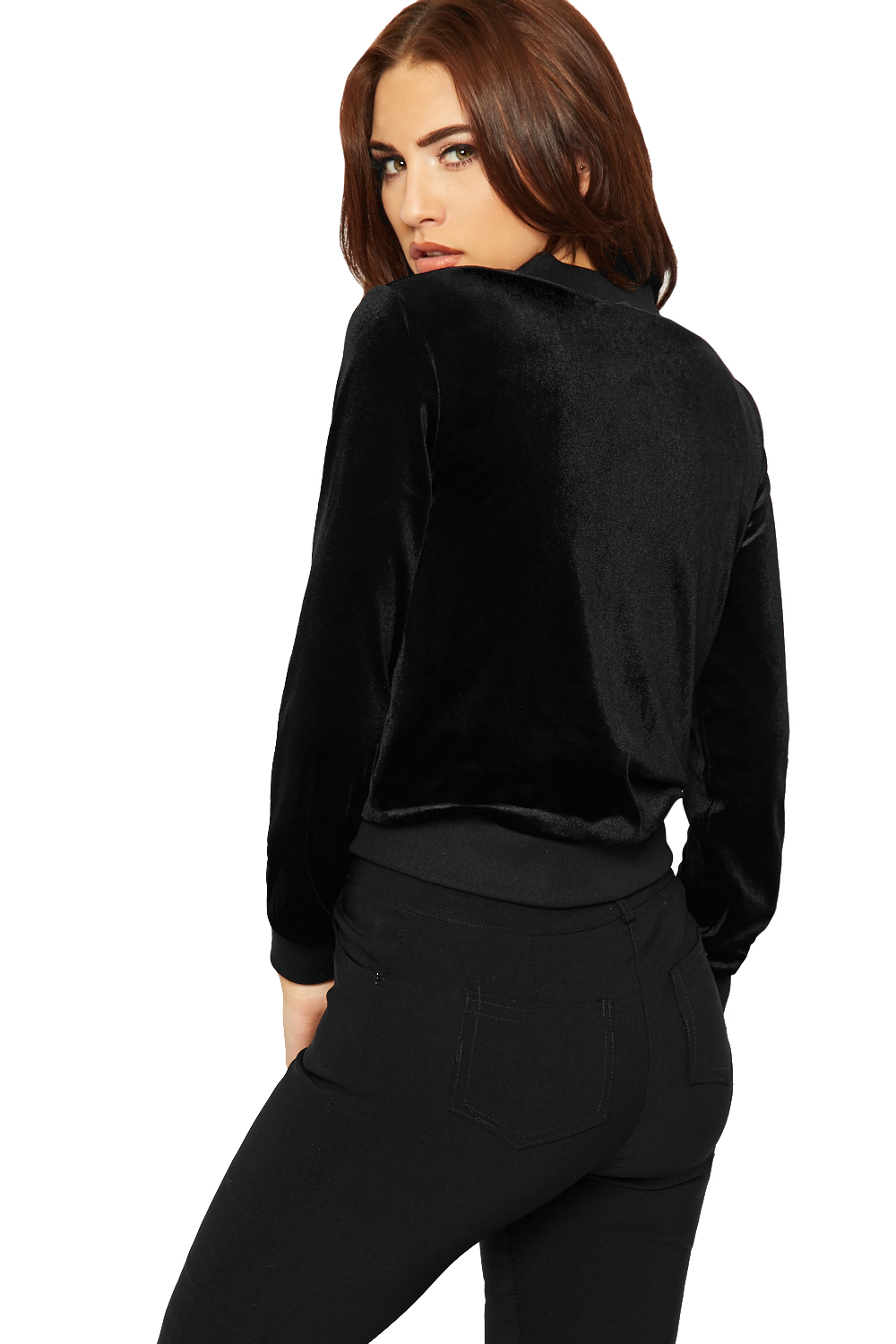 Find black velvet jacket women at ShopStyle. Shop the latest collection of black velvet jacket women from the most popular stores - all in one place.