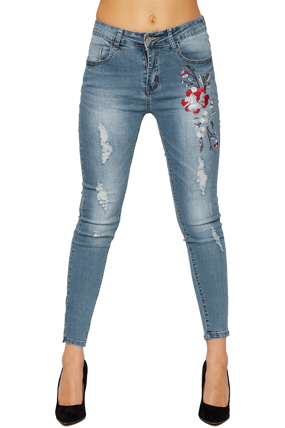 Free shipping and returns on Women's Red Skinny Jeans at eacvuazs.ga