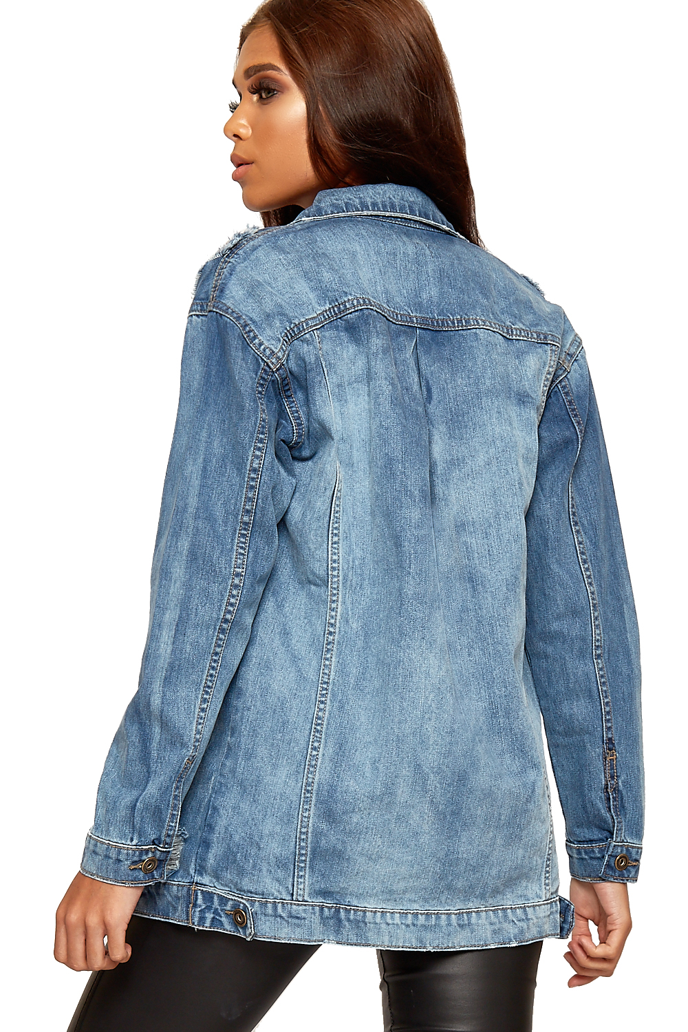 Shop the latest range of denim jackets at ASOS. Discover the newest embroidered and boyfriend jackets in classic, distressed and weathered denim styles now!