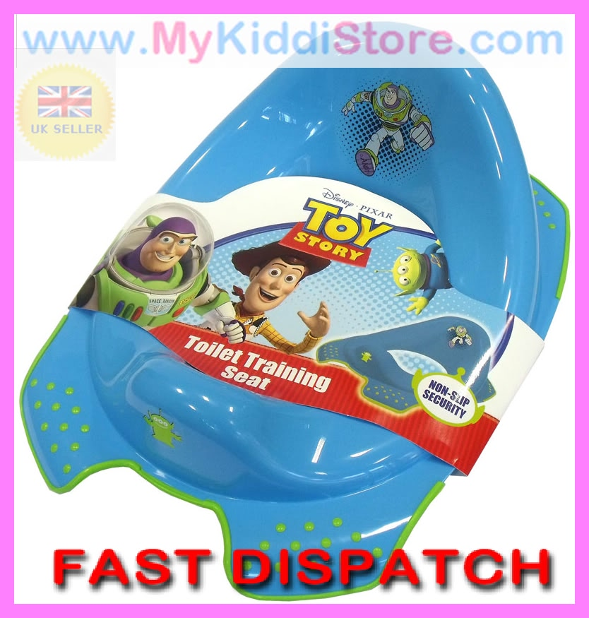 Toy Story Potty Training Certificate : Disney toilet training seat winnie the pooh toy story