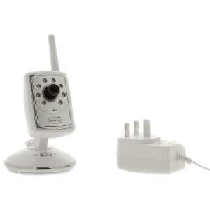 SUMMER ADDITIONAL CAMERA ONLY - FOR SLIM & SECURE BABY MONITOR- FREE UK DELIVERY