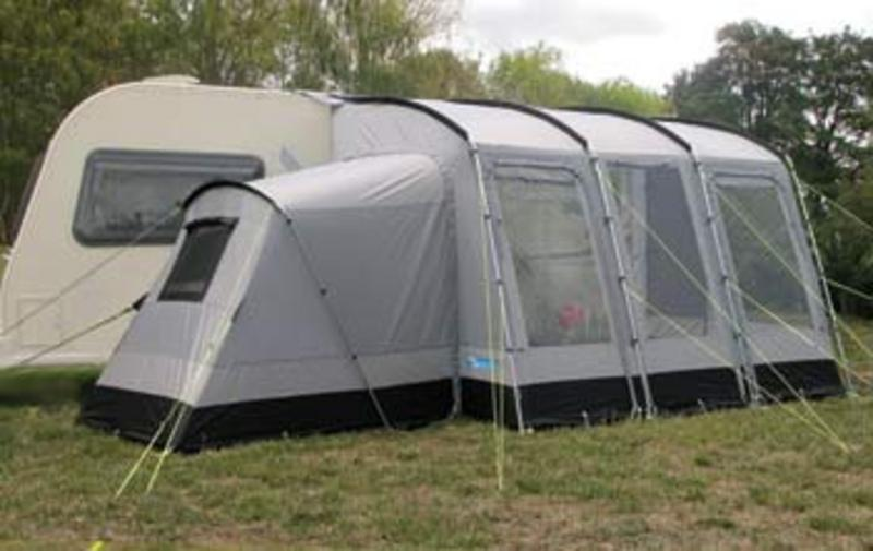 Dorema Awnings for caravans and motorhomes - Porches and canopies