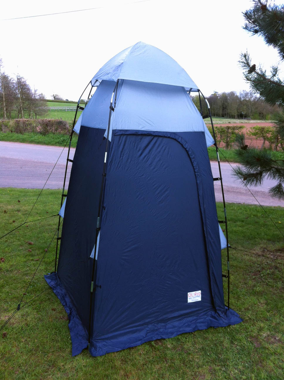 Ol Pro Deluxe Toilet Tent Utility Tent For Camping