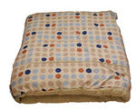 Quest Lakeside Dots Sleeping Bag 52oz for Camping Caravans & Motorhomes