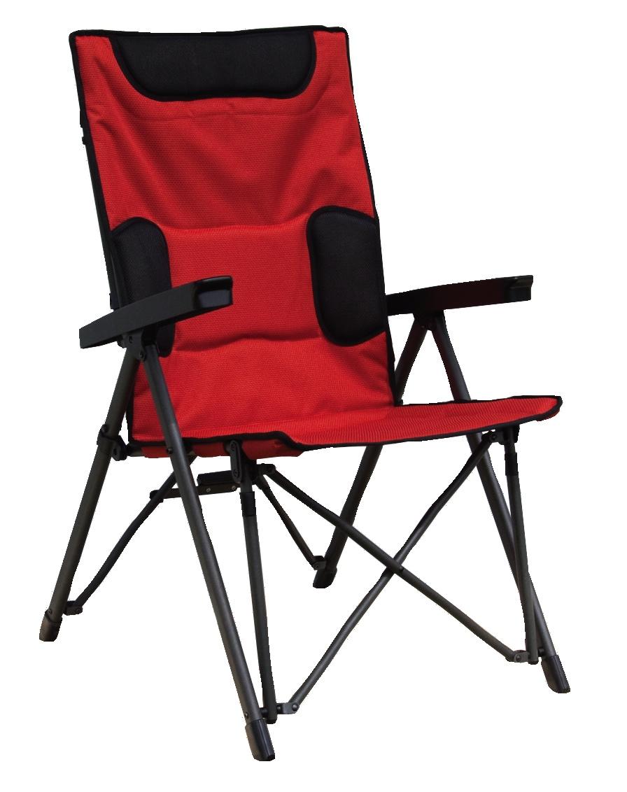 Quest Jupiter Folding 6 Position Big Boy Camping Chair Max