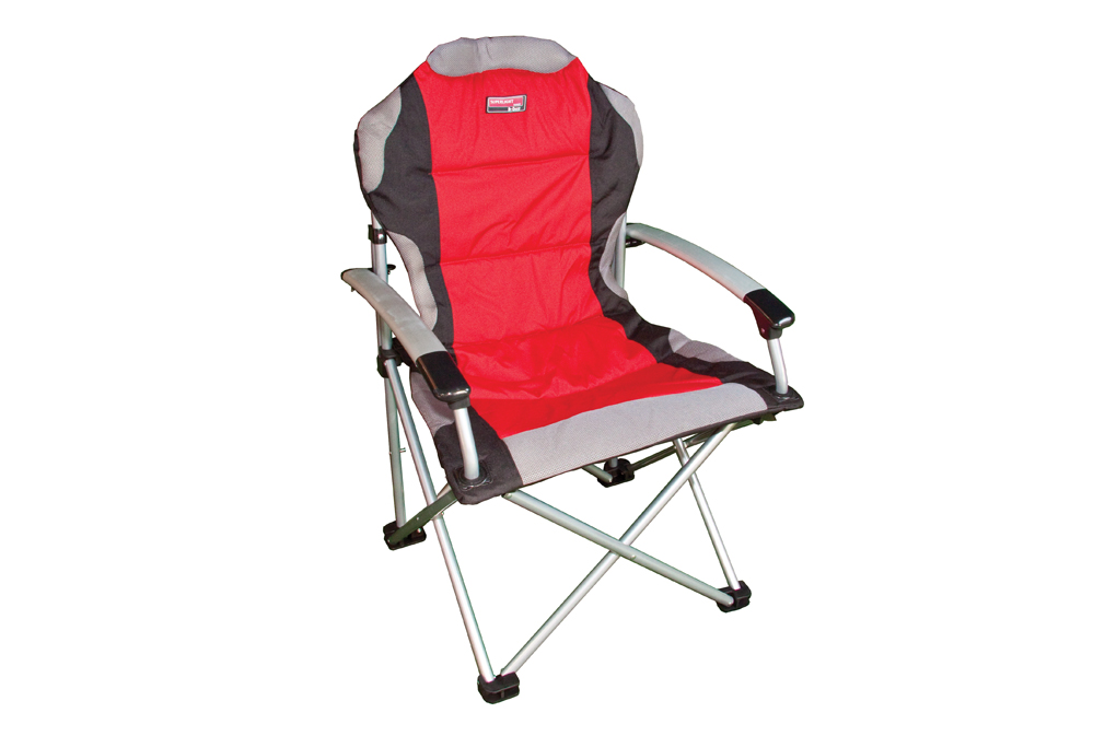 Quest Superlite Commander Folding Chair For Camping Ebay