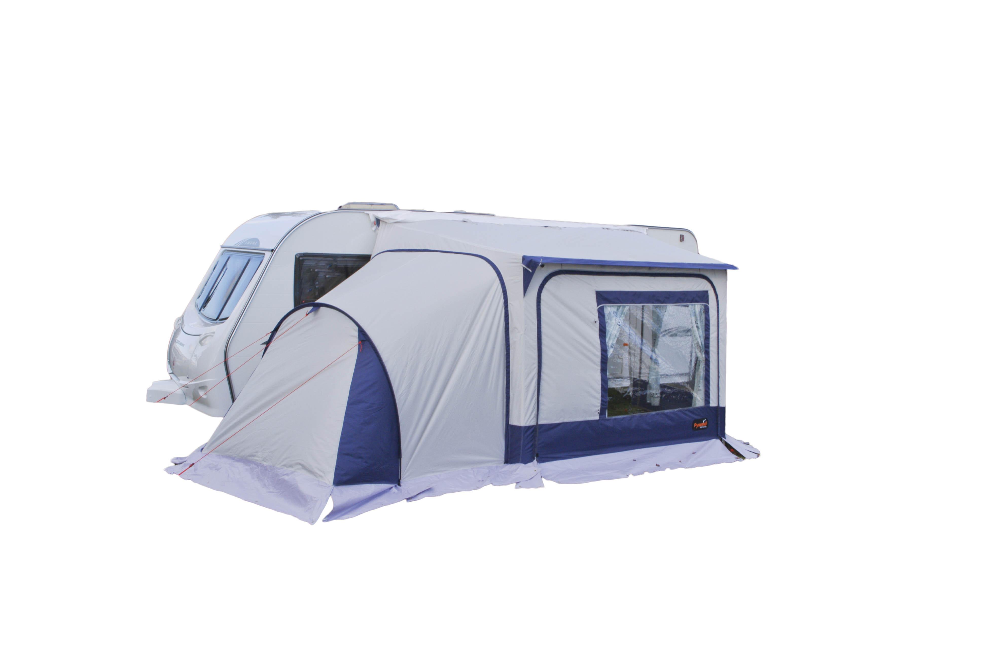 Pyramid PDQ Quick Erect Caravan Porch Awning 2011 Model   eBay