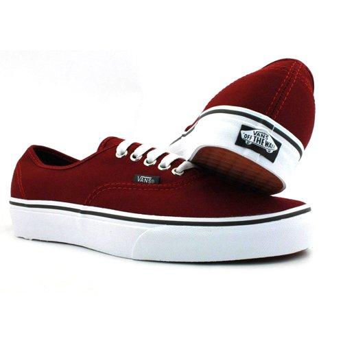 maroon vans shoes