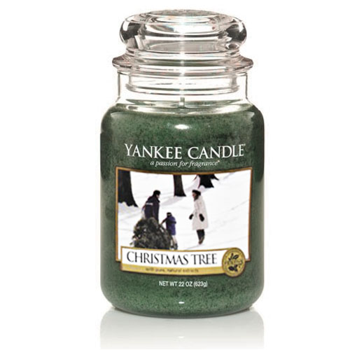 Yankee Candle Festive Jars & Tumbler Scented Candles by Yankee ...