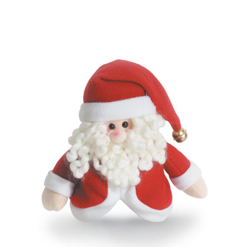 Yankee Candle Novelty Soft Santa Jar Topper Enlarged Preview