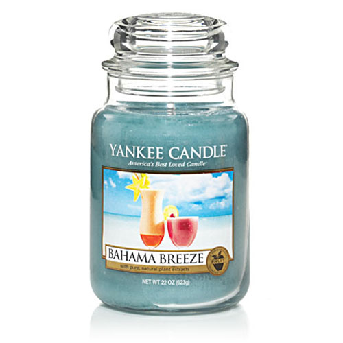 Bahama Breeze Large Jar