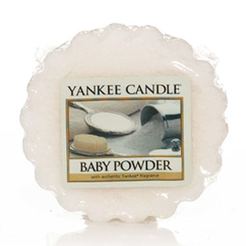 Baby Powder 10 Wax Tarts
