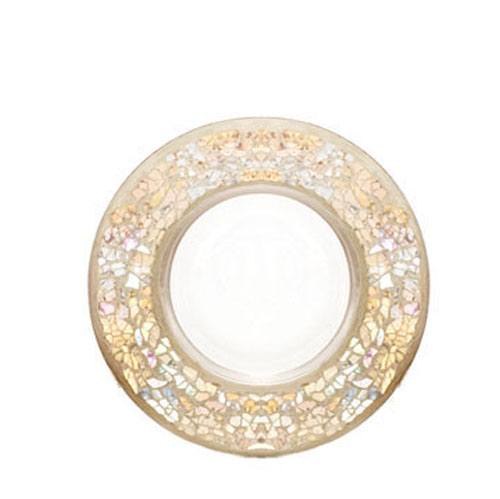 Gold and Pearl Small Tray