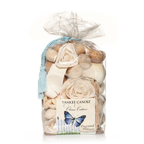 Clean Cotton Potpourri