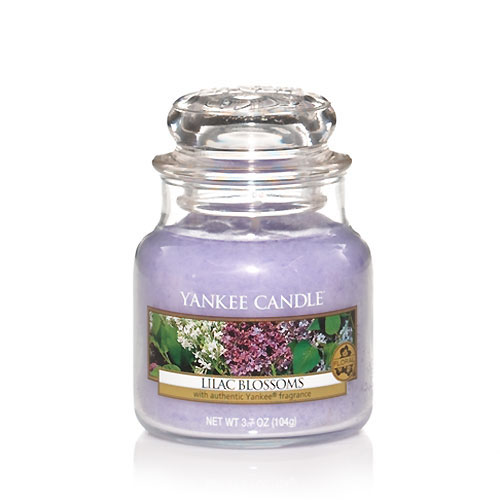 Lilac Blossoms Small Jar