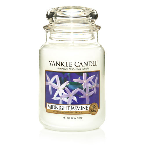 Midnight Jasmine Large Jar
