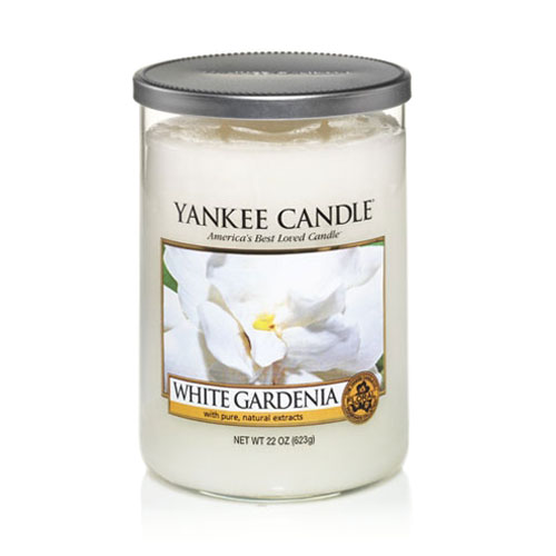 White Gardenia Large Tumbler