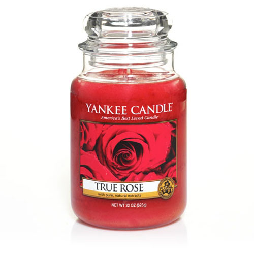 True Rose Large Jar