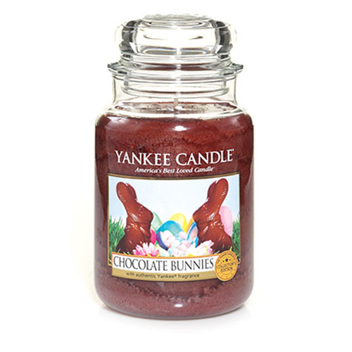Chocolate Bunnies Large Jar