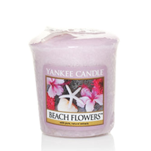 Beach Flowers Sampler