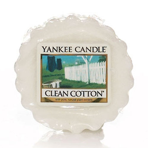 Clean Cotton Wax Tart