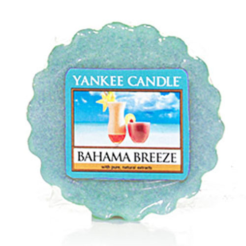 Bahama Breeze Wax Tart