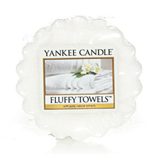 Fluffy Towels Wax Tart