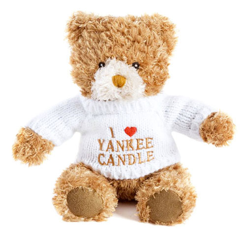 Yankee Candle Teddy Bear