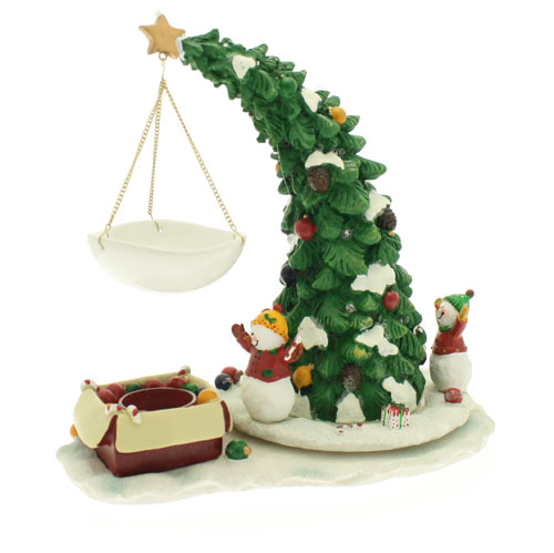 Yankee Candle Christmas Tree Wax Burner : eBay