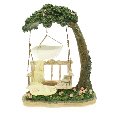 Hanging Tree Novelty Wax Burner