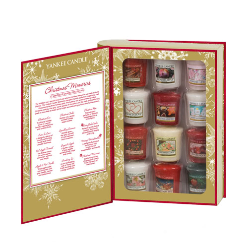 12 Sampler Christmas Book Gift Set