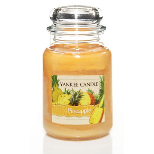 Pineapple Large Jar