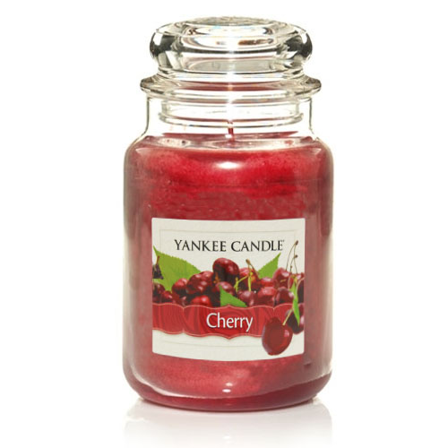 Cherry Large Jar