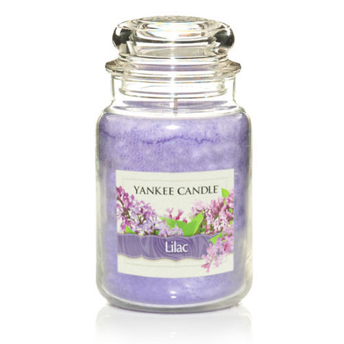 Lilac Large Jar