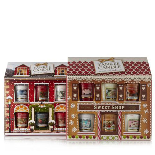Set Of 2 Magical Moments Sampler Houses