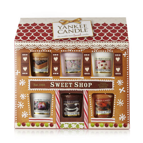 Sweet Shop 12 Sampler House