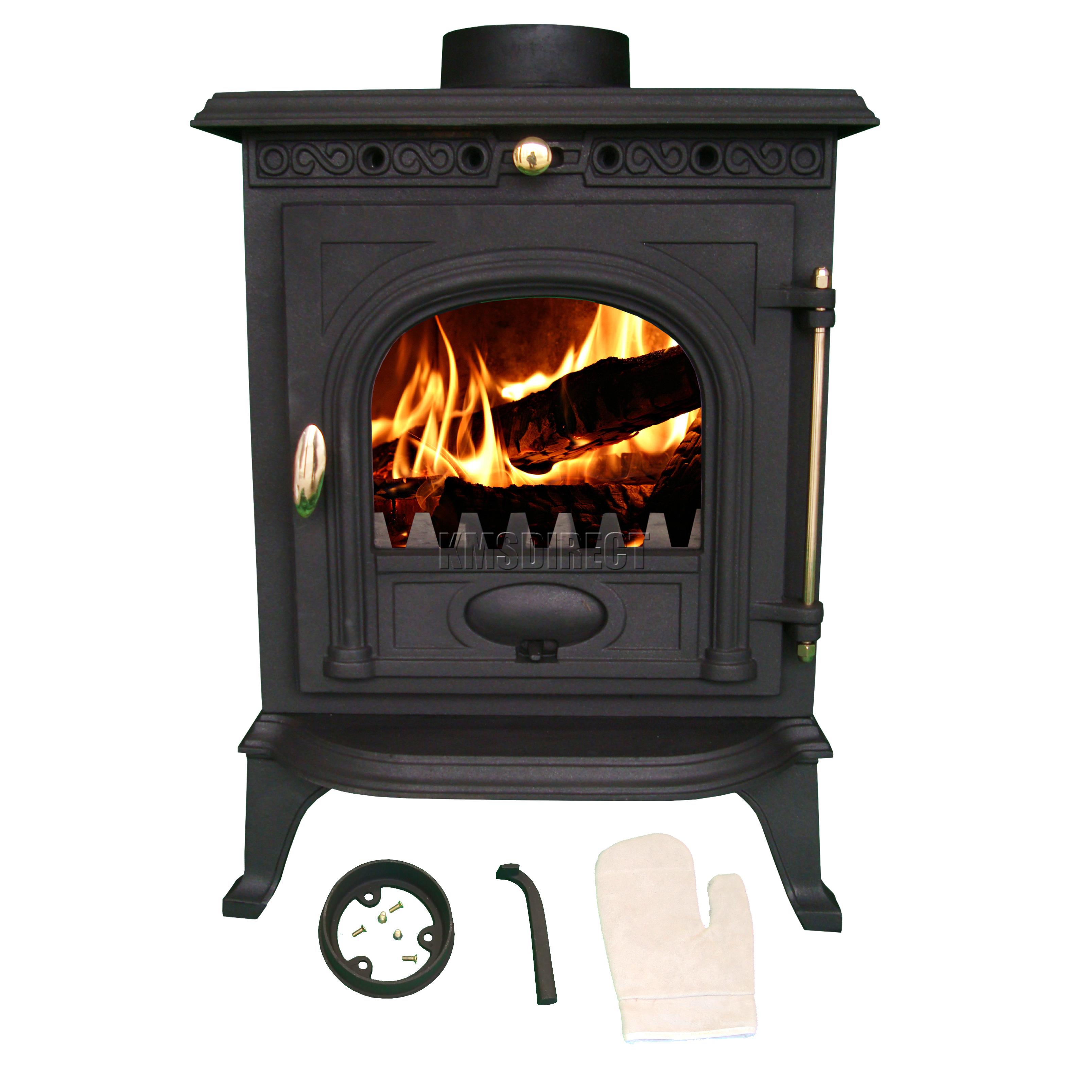 Estufa de le a de hierro fundido nuevo registro burner - Modelos de estufas de lena ...