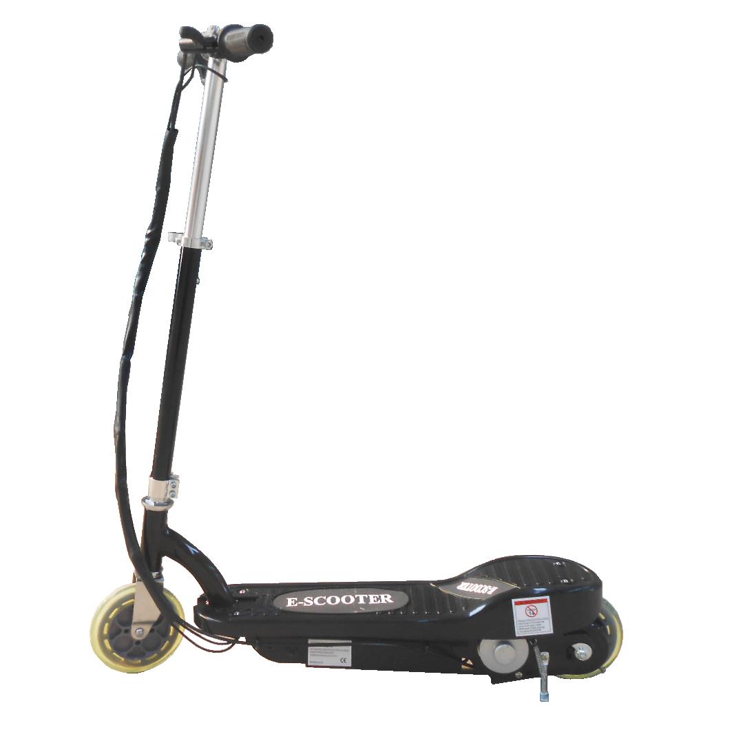 elektrischer scooter roller f r kinder 120w 24v. Black Bedroom Furniture Sets. Home Design Ideas