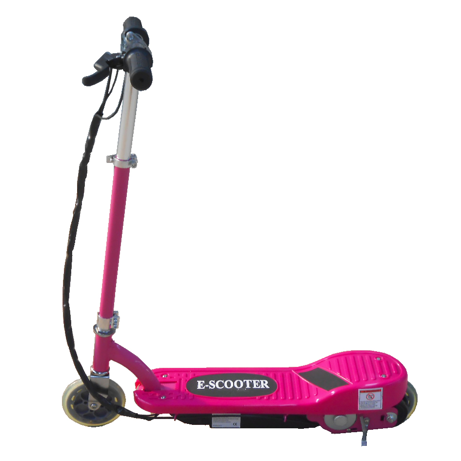 New Children Electric Scooter 120w 24v Battery