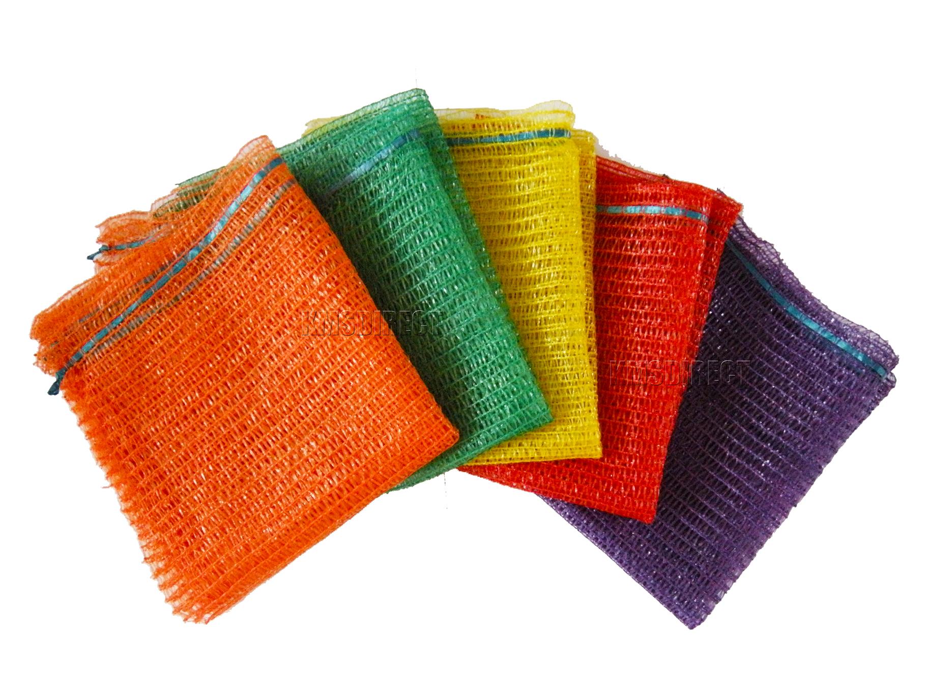 900 bolsa malla red tejida sacos para astillas le o madera for Astillas de madera para jardin