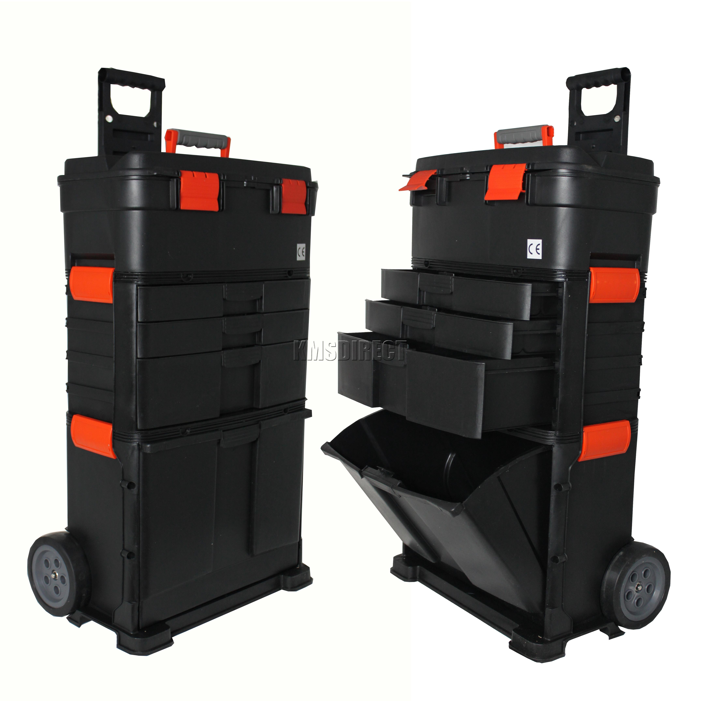 Mobile roller workshop chest trolley cart storage tool box - Mobel roller teppiche ...