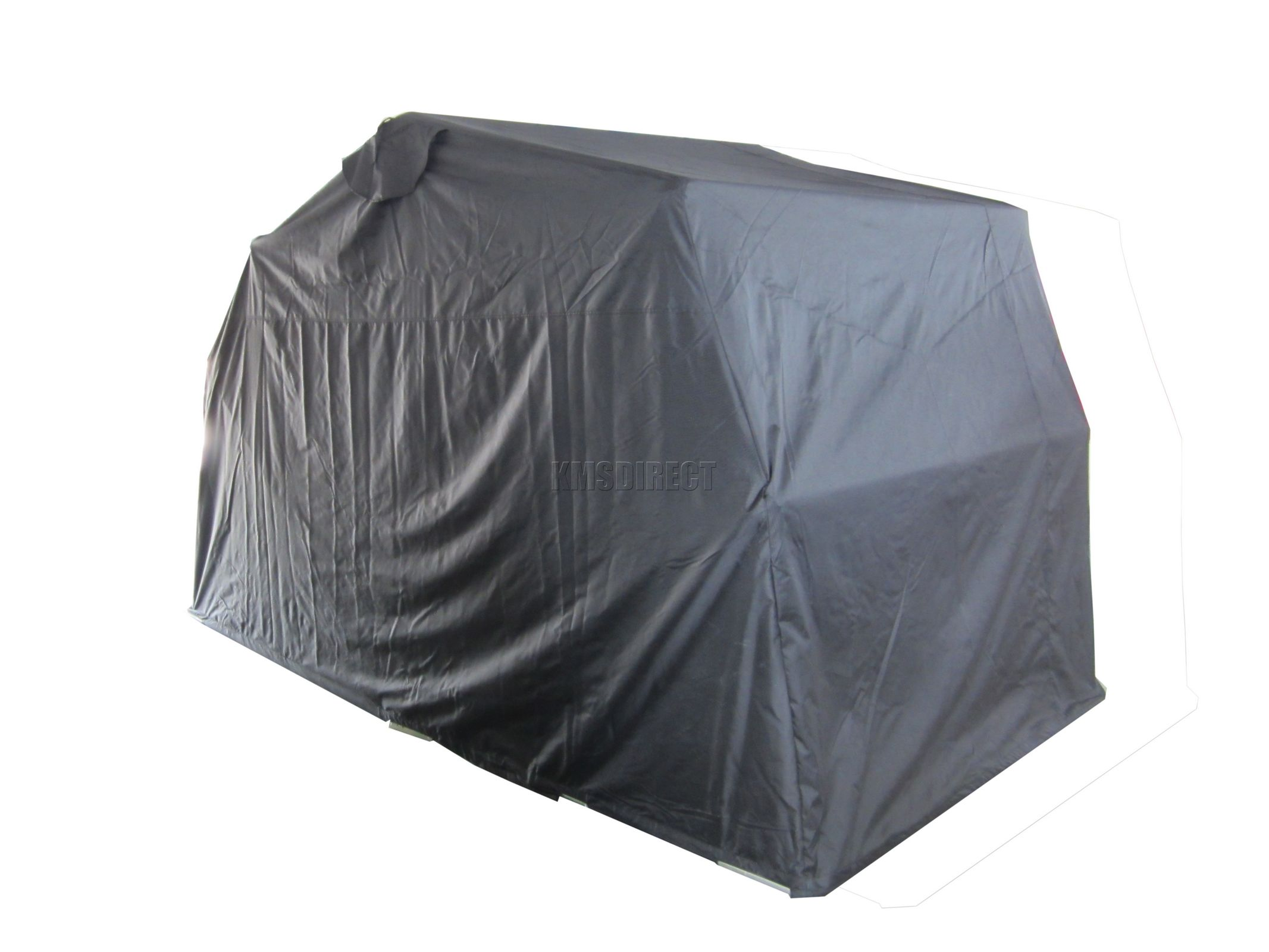 Motorcycle Covers For Outside Storage : Large waterproof motor bike cover storage shed outdoor