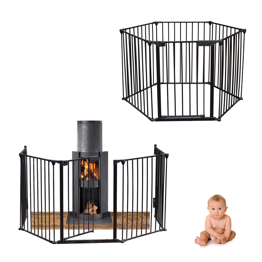 Safety Gate For Baby Pet Children At Retract A Gate Pictures to pin on ...