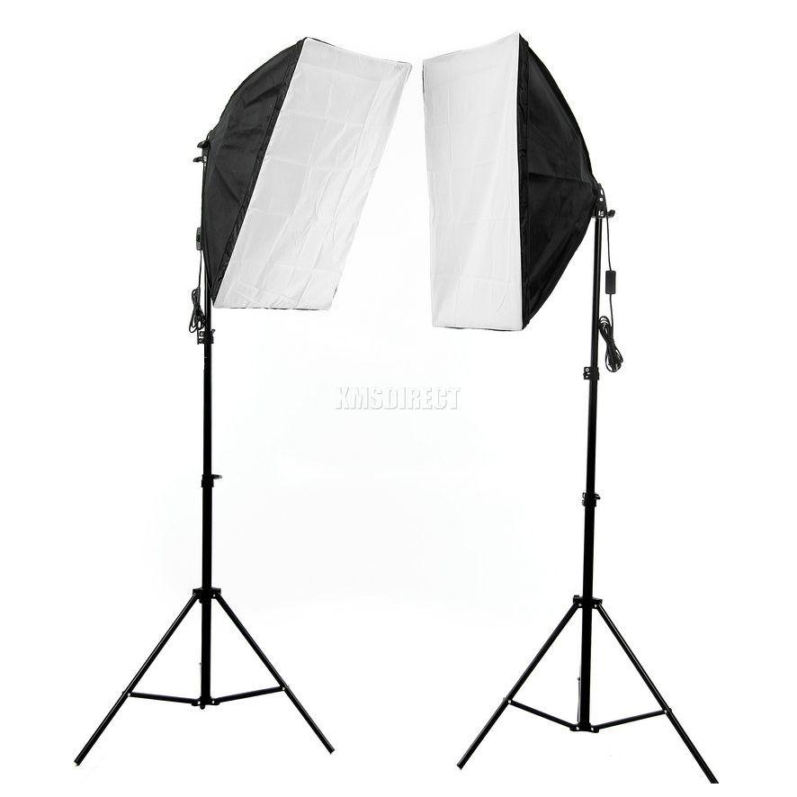 Photo Studio Softbox 2 X 125 W Lumiere Du Jour Lumiere  sc 1 st  Democraciaejustica & Continuous Lighting Definition - Democraciaejustica