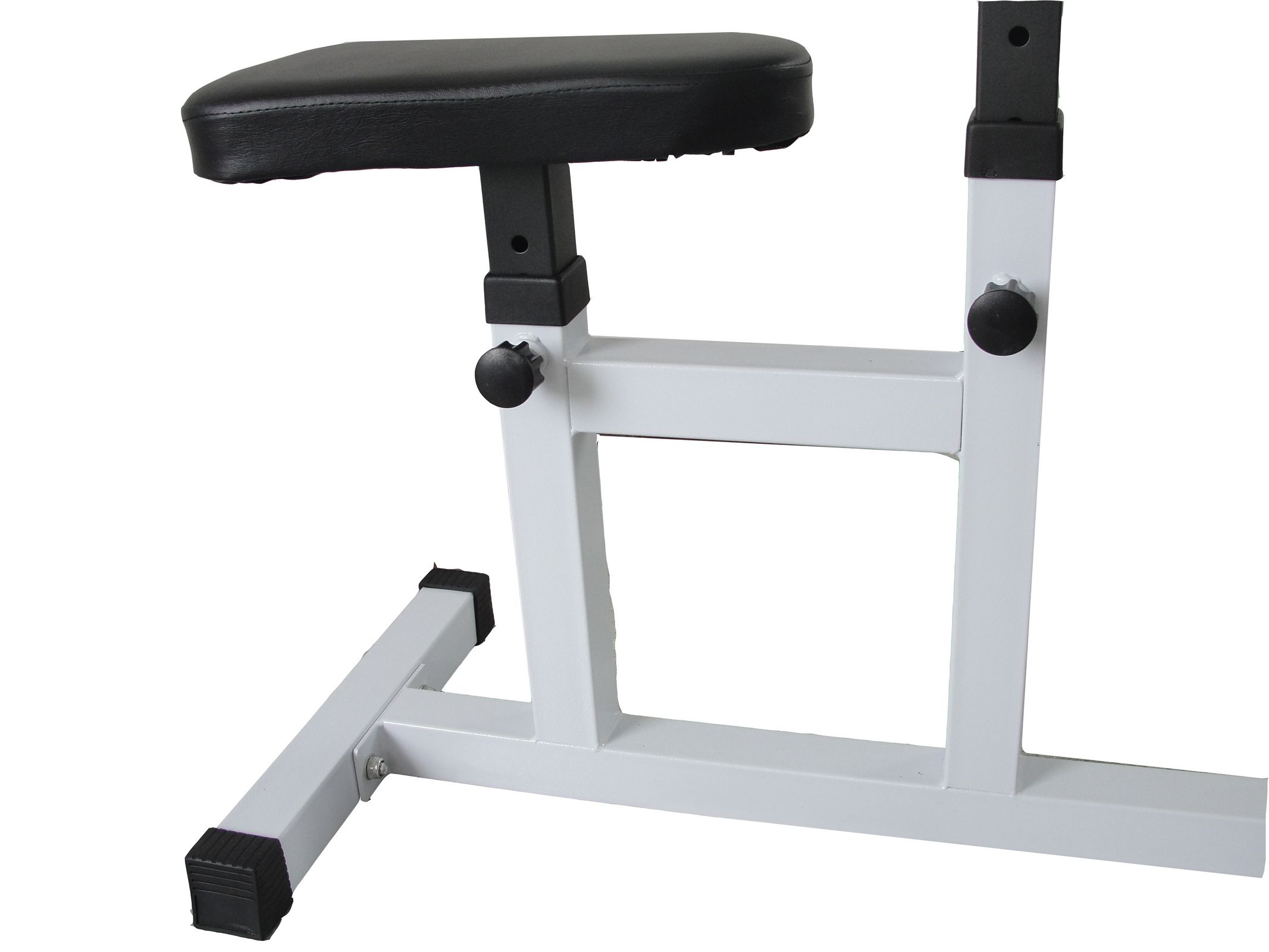 Heavy Duty Steel Preacher Arm Curl Weight Bench Bicep Gym Equipment Barbell Rack Ebay