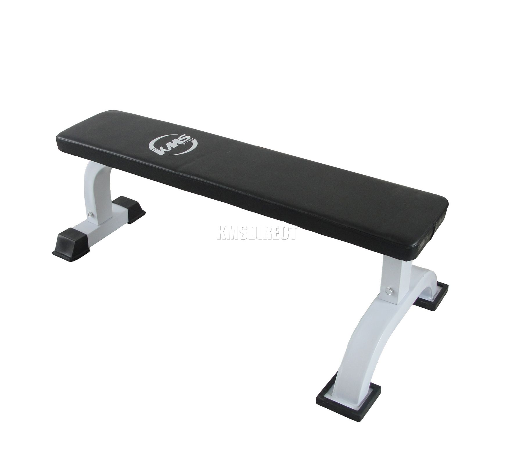Steel Fitness Flat Bench Weight Lifting Utility Dumbbell Press Abs Gym Workout