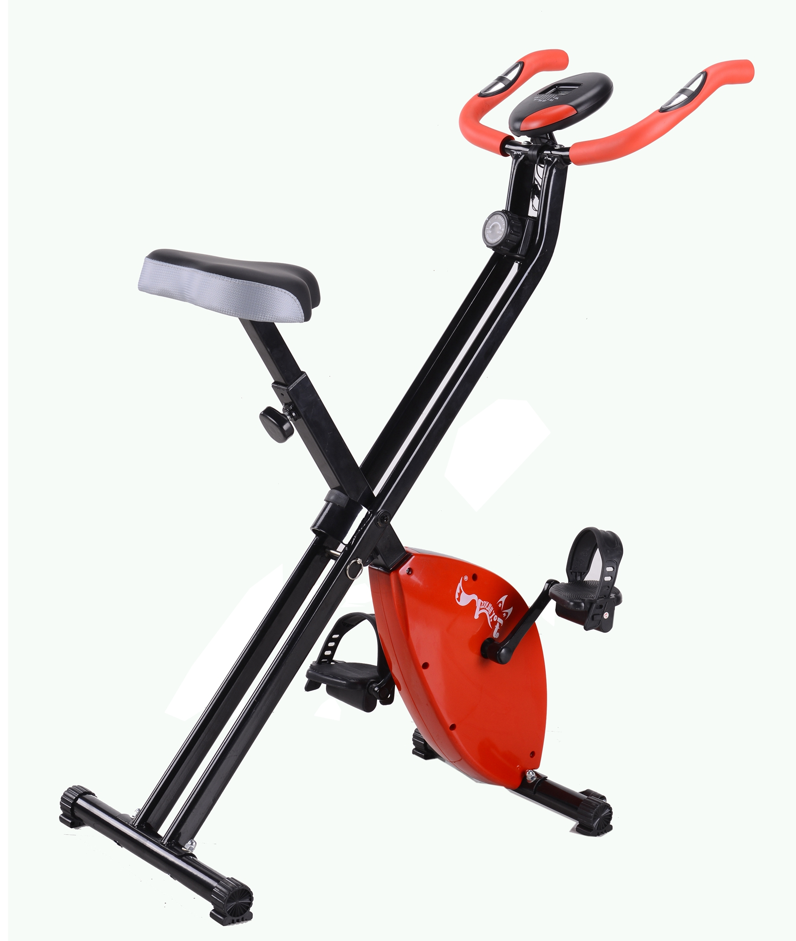 nouvel exercice red v lo pliant magn tique x bike fitness workout io perte de poids. Black Bedroom Furniture Sets. Home Design Ideas